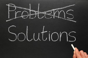 Do not start with solutions, but start with the problem...